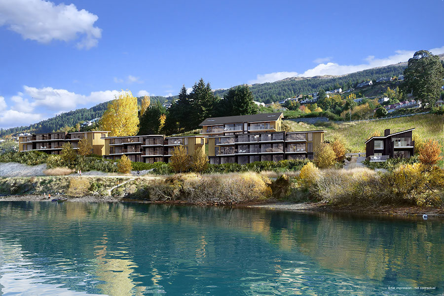 Residences Du Lac Queenstown Investment Property Real